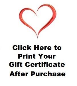 how to buy gift certificates online