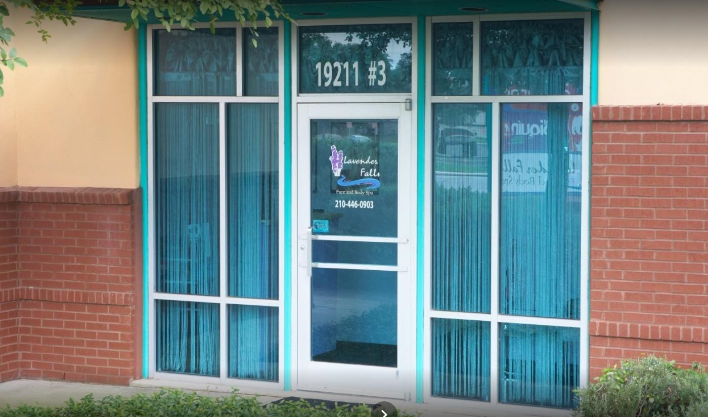 San Antonio Lavender Falls Face And Body Spa Eyelash